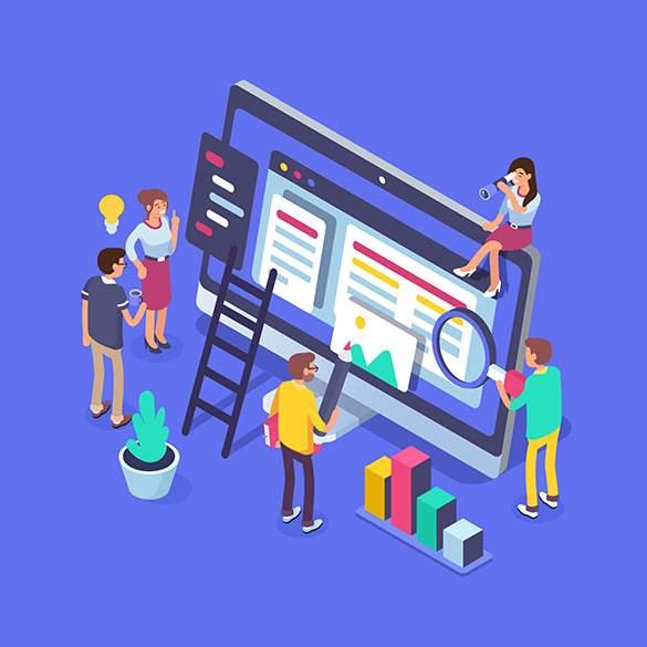 Digital Marketing & Web Design