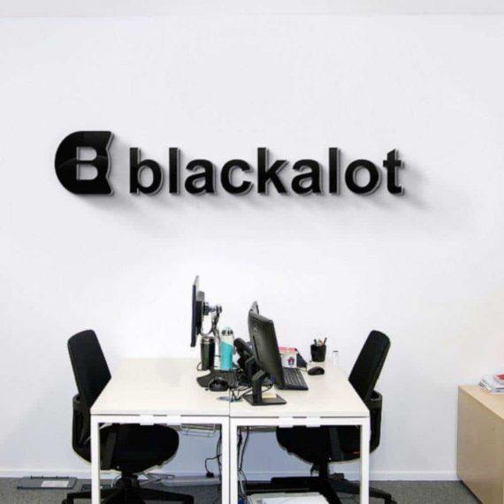 Blackalot logo